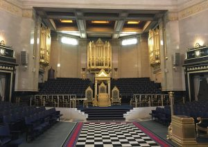 Freemasons Hall Grand Temple, London